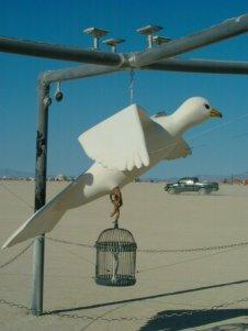 Phoenix and the Man, Burning Man 2006