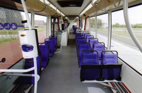 BRT Interior