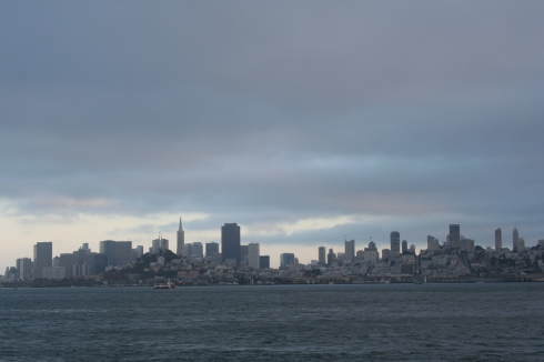 I used to think the best way to see San Francisco was from Oakland, but now I know the best view is from the bay.