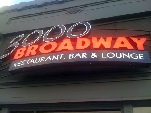 3000 Broadway