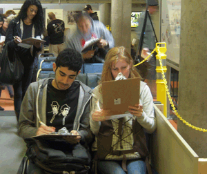 BART Mobile Seat Lab